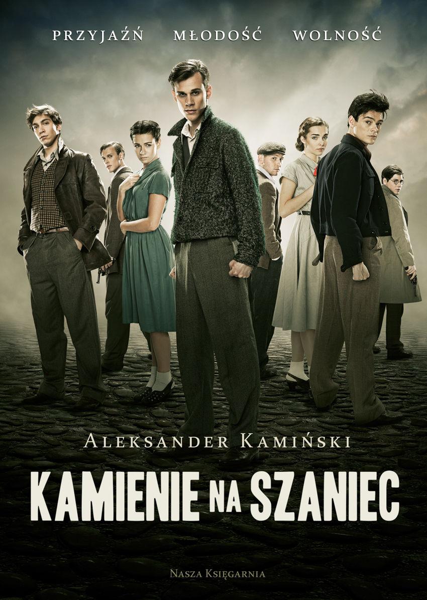 Kamienie na szaniec - Aleksander Kamiński - ebook