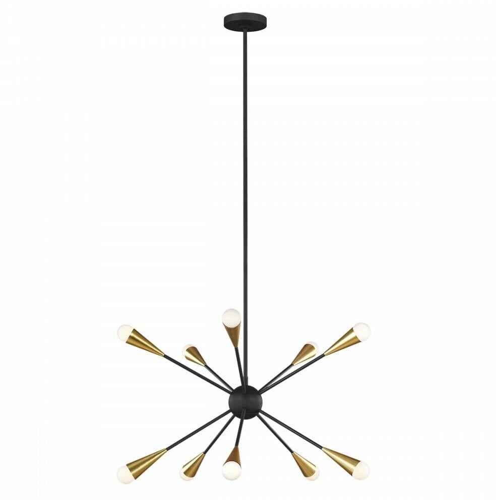 Lampa wisząca JAX FE-JAX10-MB - Elstead Lighting