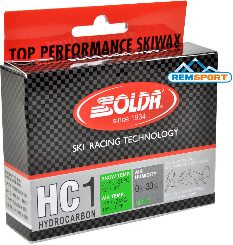 Smar HC1 Green 60g SOLDA