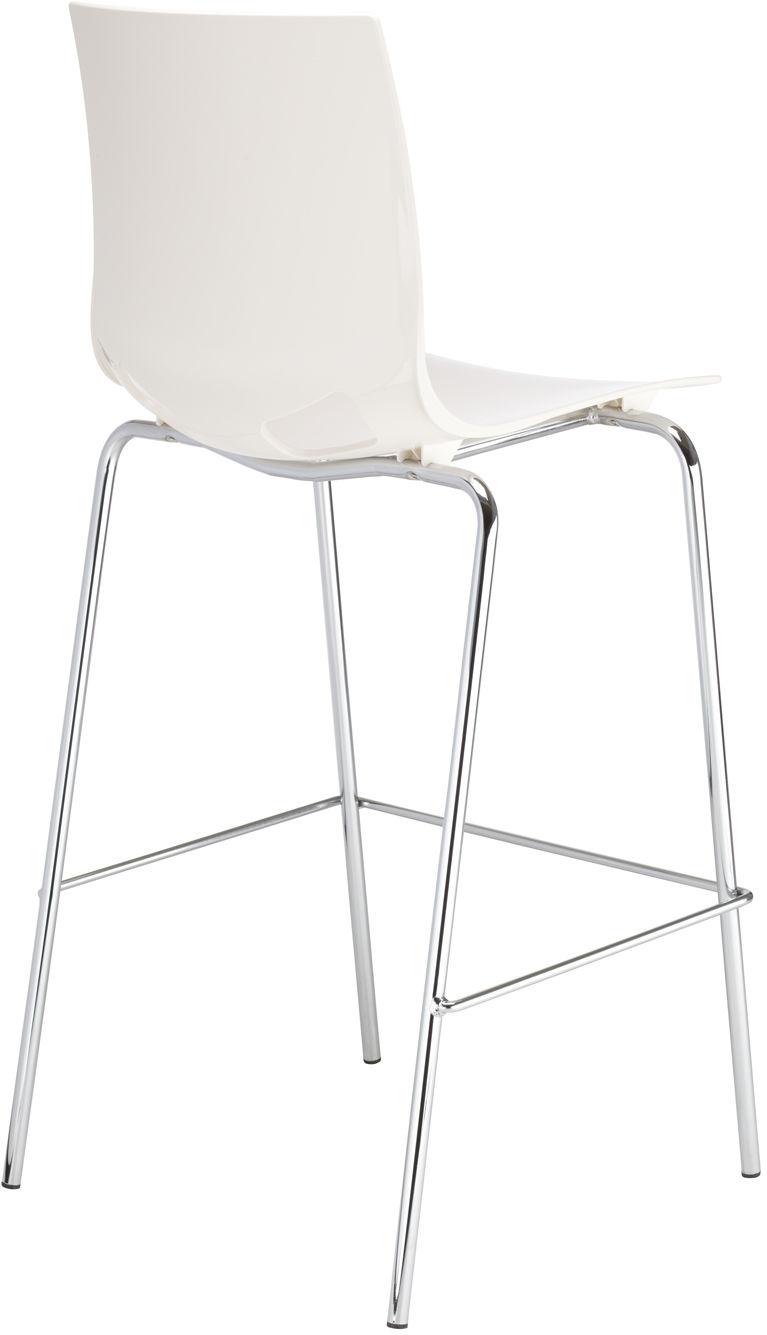 NOWY STYL Krzesło FONDO PP HOCKER chrome # PROMO