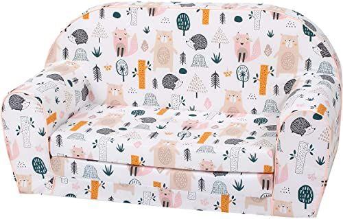 Knorrtoys 68434 Wildlife sofa dziecięca