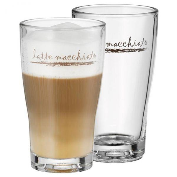 Wmf BARISTA Szklanki do Kawy Latte 260 ml 2 Szt.