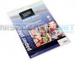 Papier photo glossy A4 200 g/m2 - 25ark fotograficzny błyszczący dwustronny