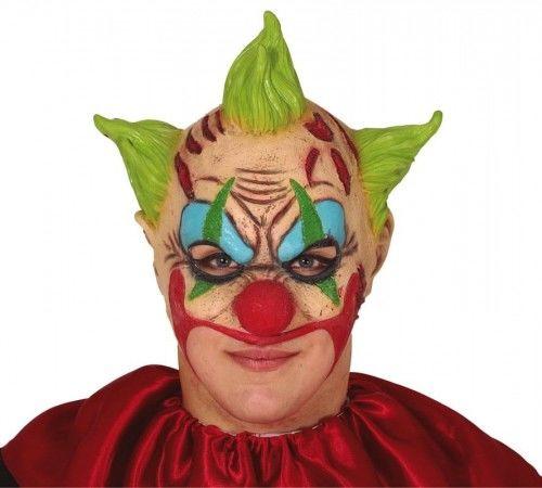 Lateksowa Maska Klauna, Jokera
