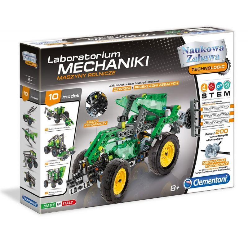Laboratorium Mechaniki - Maszyny Rolnicze Clementoni LK