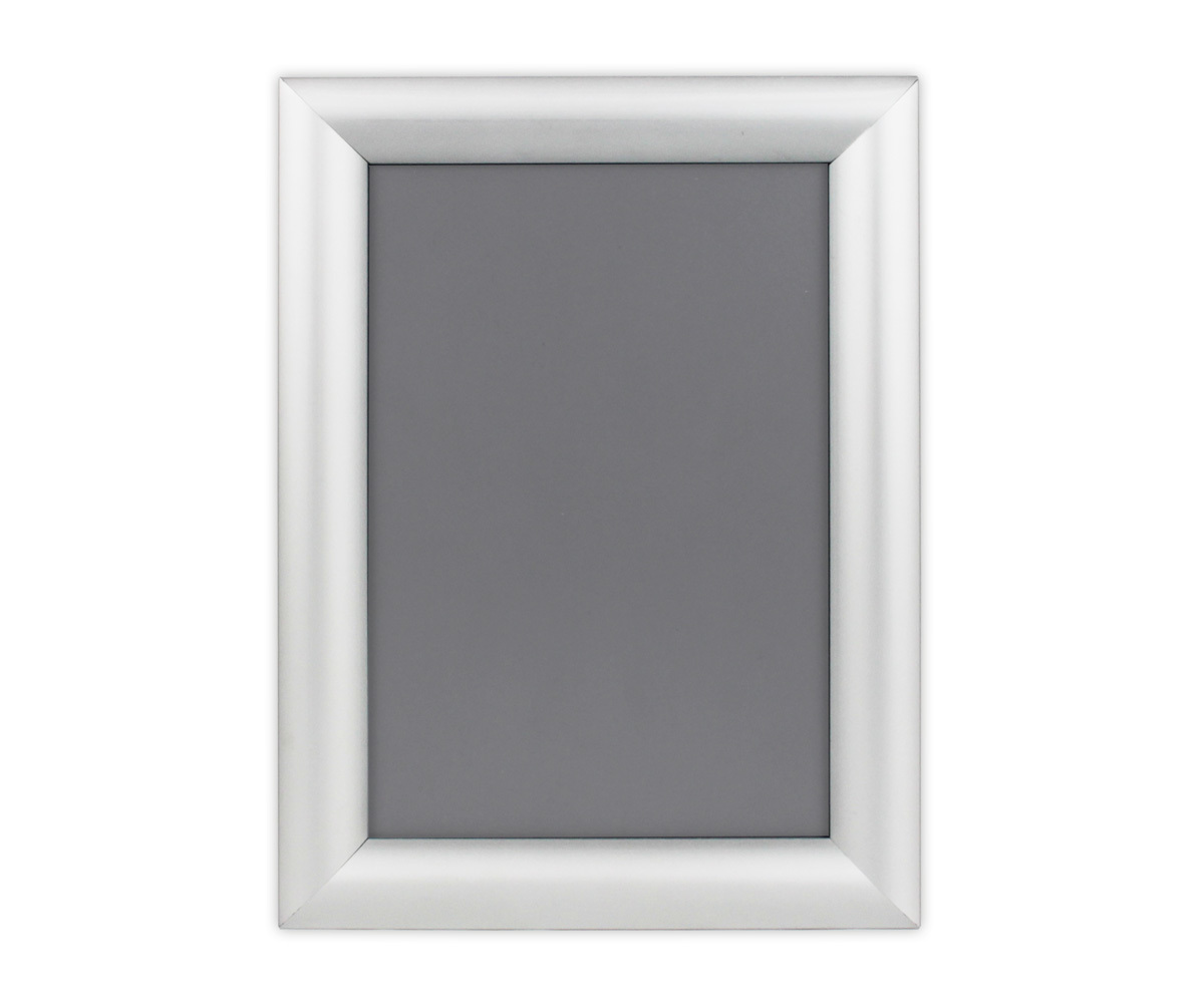 Ramka OWZ A5 plakatowa zatrzaskowa aluminiowa