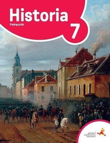 Podróże w czasie Historia 7 Podręcznik - Tomasz Małkowski
