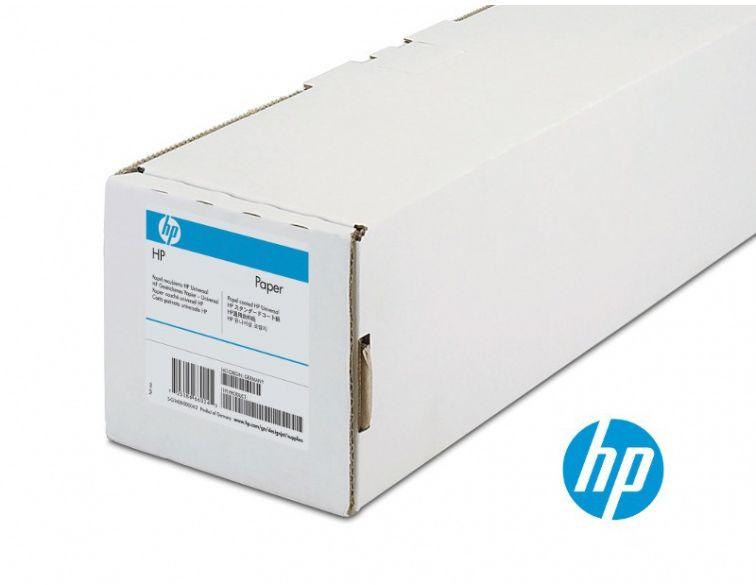 Papier w roli HP Universal Coated Paper 90g/m2 - 610 mm x 45,7 m (Q1404B)
