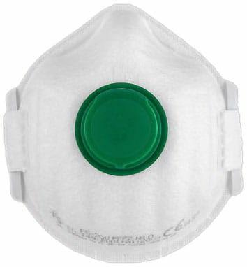 Półmaska filtrująca FS-20V FFP2 NR D