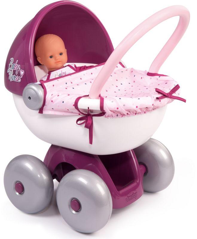 Smoby Wózek Baby Nurse Dla Lalek LK