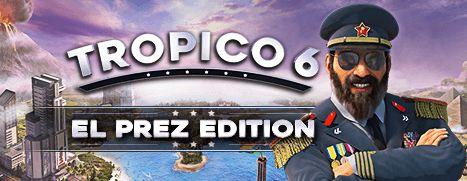 Tropico 6 El Prez Edition (PC) Klucz Steam