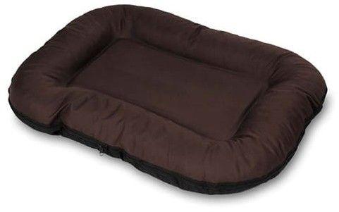 """WYPRZEDAŻ Materac dla psa """"ponton"""" KLEO, rozmiar 1: 80x60 cm, kolor: beż"""