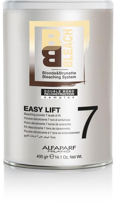 Alfaparf BB Easy Lift rozjaśniacz, puder rozjaśniający do 7 tonów 400g