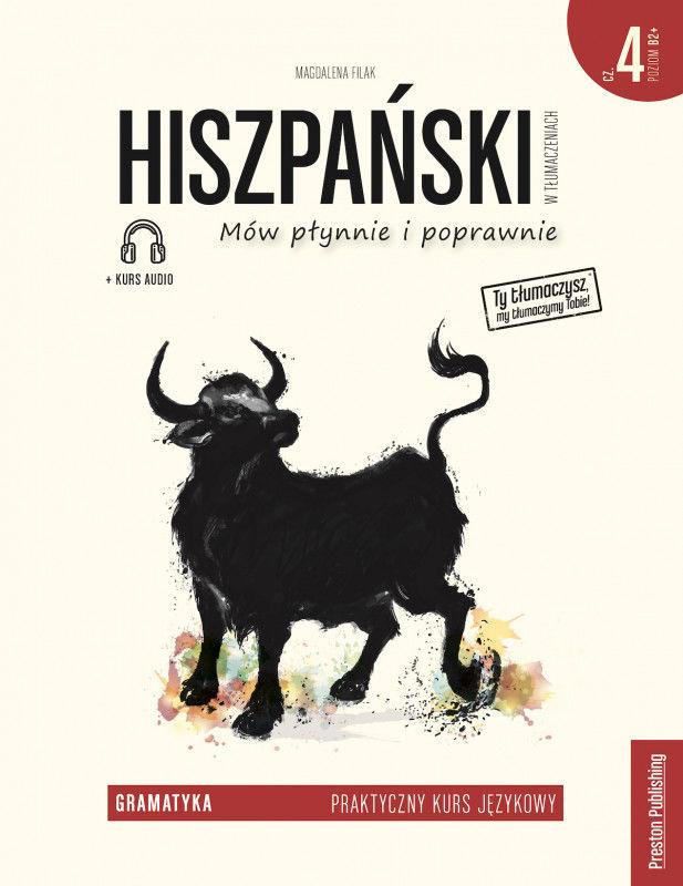 Hiszpański w tłumaczeniach. Gramatyka 4 wyd. 2 ZAKŁADKA DO KSIĄŻEK GRATIS DO KAŻDEGO ZAMÓWIENIA