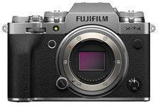 Aparat Fujifilm X-T4 srebrny + 18-55 mm