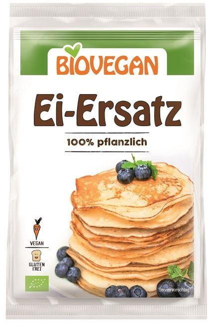 Substytut jaj w proszku bezglutenowy bio 20 g - bio vegan