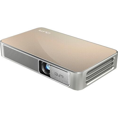 Projektor Vivitek QUMI Q3 Plus Złoty+ UCHWYTorazKABEL HDMI GRATIS !!! MOŻLIWOŚĆ NEGOCJACJI  Odbiór Salon WA-WA lub Kurier 24H. Zadzwoń i Zamów: 888-111-321 !!!