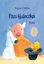 Pan Kuleczka. Dom. Dom - Audiobook.