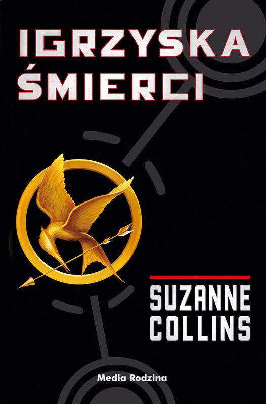 Igrzyska śmierci - Suzanne Collins - ebook