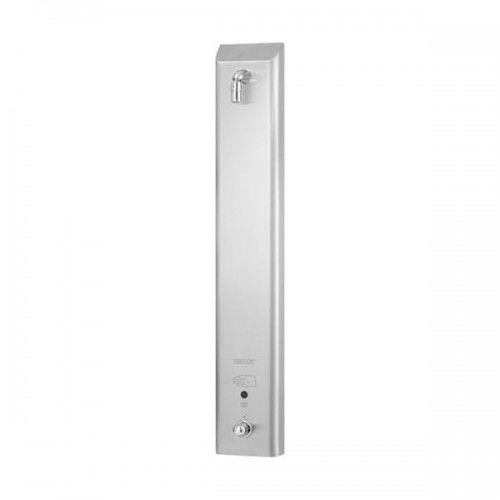 Panel natryskowy-prysznicowa bateria elektroniczna termostatyczna