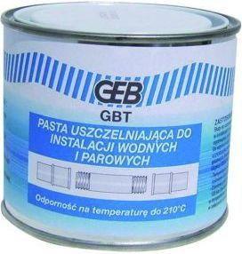 GBT Pasta uszczelniająca do instalacji wodnych i parowych