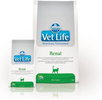 Farmina Vet Life Renal 400g Cat