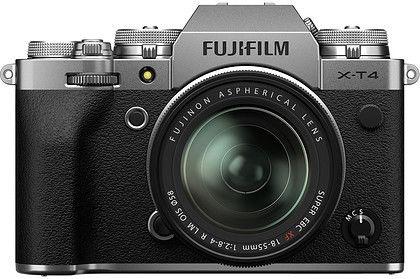 Aparat Fujifilm X-T4 czarny + 18-55 mm 3 lata gwarancji Rabat na obiektyw!