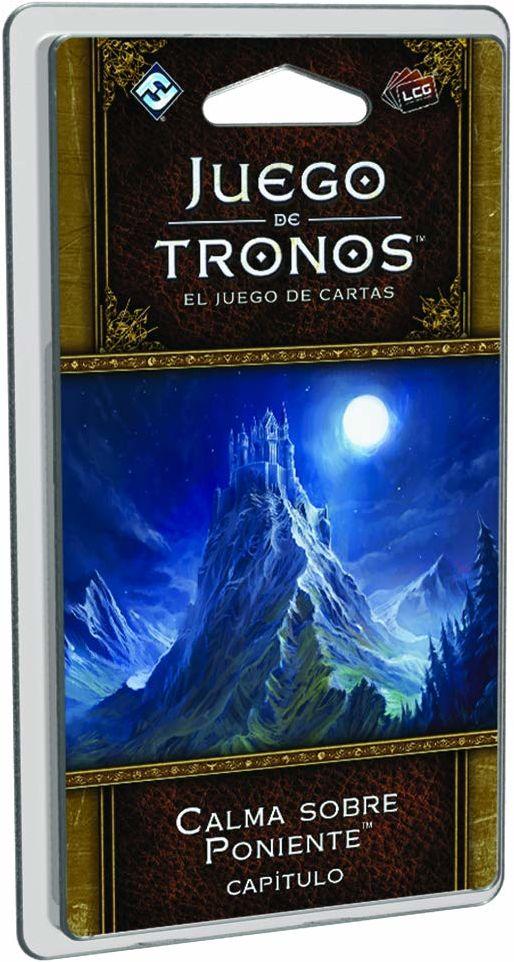 Game of Thrones  spokój nad Poniente (Fantasy Flight Games edggt06)