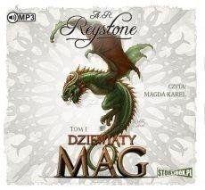 Dziewiąty Mag Tom 1 audiobook - A.R. Reystone