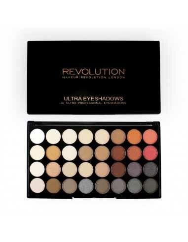 Makeup Revolution paleta 32 cieni Flawless 2
