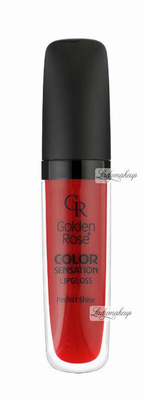 Golden Rose - COLOR SENSATION LIPGLOSS - Błyszczyk do ust - 123