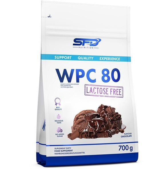 WPC 80 Lactose Free 700g