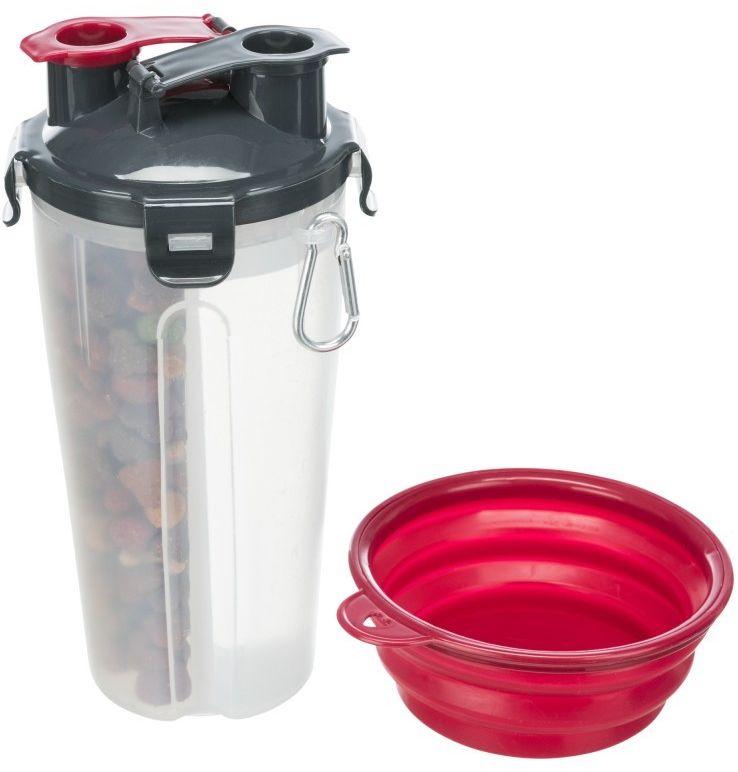 TRIXIE  Pojemnik na karmę i wodę plastikowy