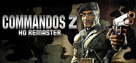 Commandos 2 - HD Remaster (PC) Steam