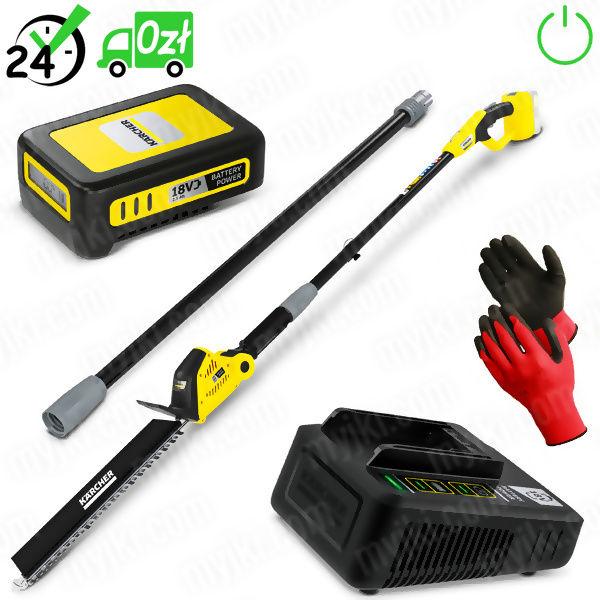 PHG 18-45 Battery akumulatorowe nożyce do żywopłotu (2700cięć/min, 45cm) Karcher START EDITION+ ZAPLANUJ DOSTAWĘ SKLEP SPECJALISTYCZNY KARTA 0ZŁ POBRANIE 0ZŁ ZWROT 30DNI RATY GWARANCJA D2D LEASING WEJDŹ I KUP NAJTA ZAPLANUJ DOSTAWĘ SKLEP SPECJALISTYCZNY KARTA 0ZŁ POBRANIE 0ZŁ ZWROT 30DNI RATY GWARANCJA D2D LEASING WEJDŹ I KUP NAJTANIEJ