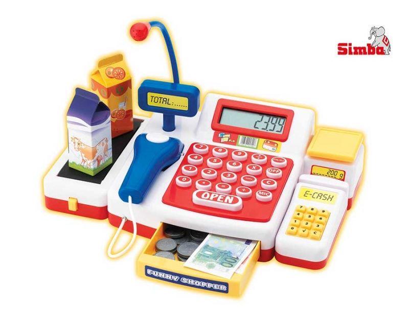 SIMBA Elektroniczna Kasa Sklep Supermarket LK