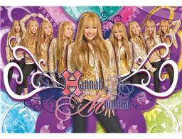 Clementoni 30291 - Hannah Montana As I na 500 części
