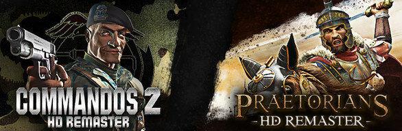 Commandos 2 & Praetorians: HD Remaster Double Pack (PC) Steam