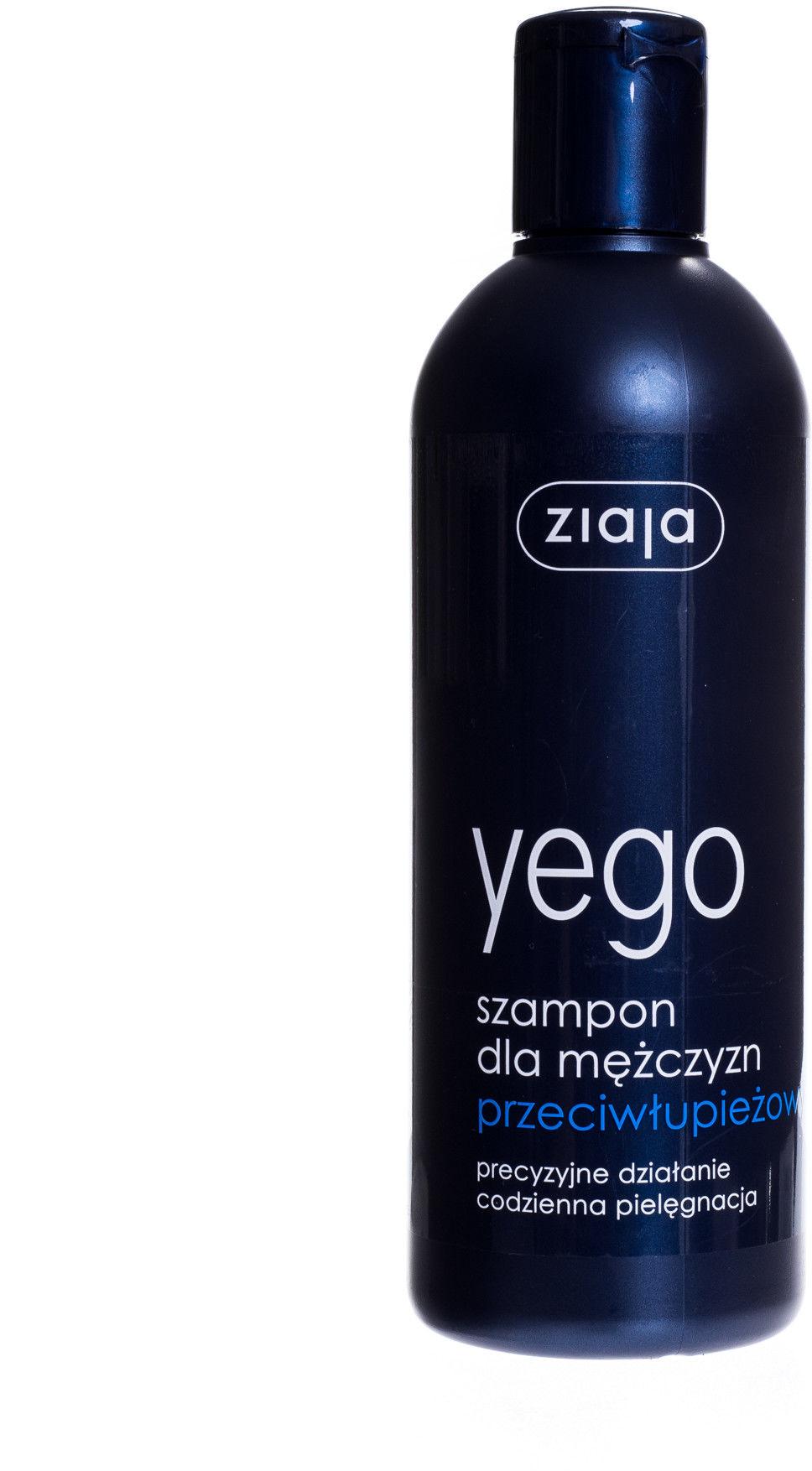 Ziaja yego szampon dla mężczyzn 300 ml