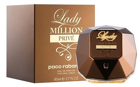 Paco Rabanne Lady Million Prive woda perfumowana - 80ml Do każdego zamówienia upominek gratis.