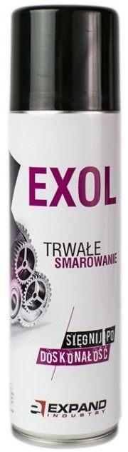 Smar - środek konserwujący srma Expand EXOL 500ml spray