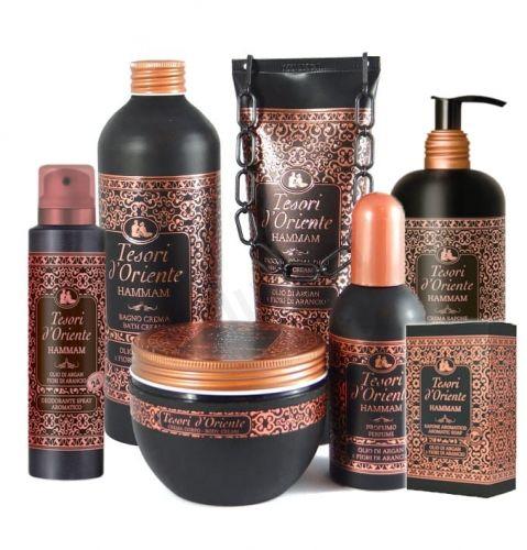 Pełny zestaw kosmetyków - Tesori d''Oriente Hammam