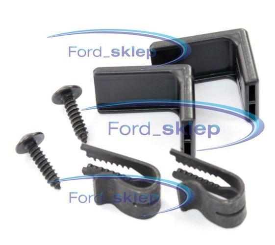 zaczepy mocowania chlapaczy kpl. Focus Mk2 - 1437185