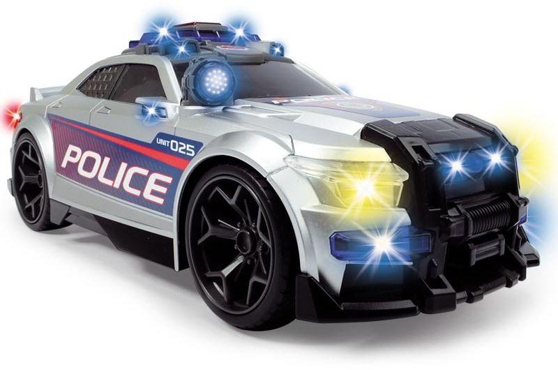 Samochód policyjny Dickie Street Force LK