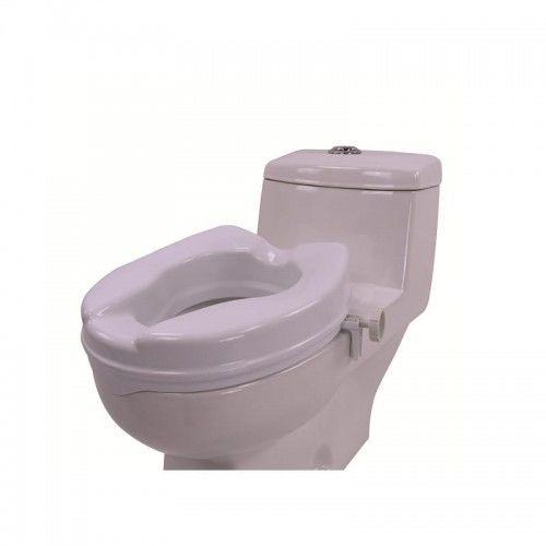 Nasadka toaletowa podwyższająca 15 cm - AT51202
