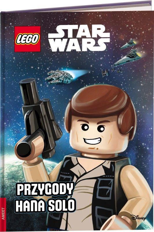 Lego Star Wars Przygody Hana Solo ZAKŁADKA DO KSIĄŻEK GRATIS DO KAŻDEGO ZAMÓWIENIA