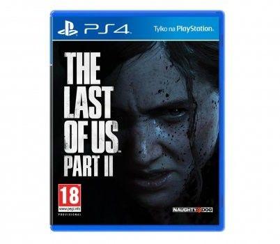 GRA THE LAST OF US II NA PS4 / PL / WYSYŁKA GRATIS / TEL. 500 005 235