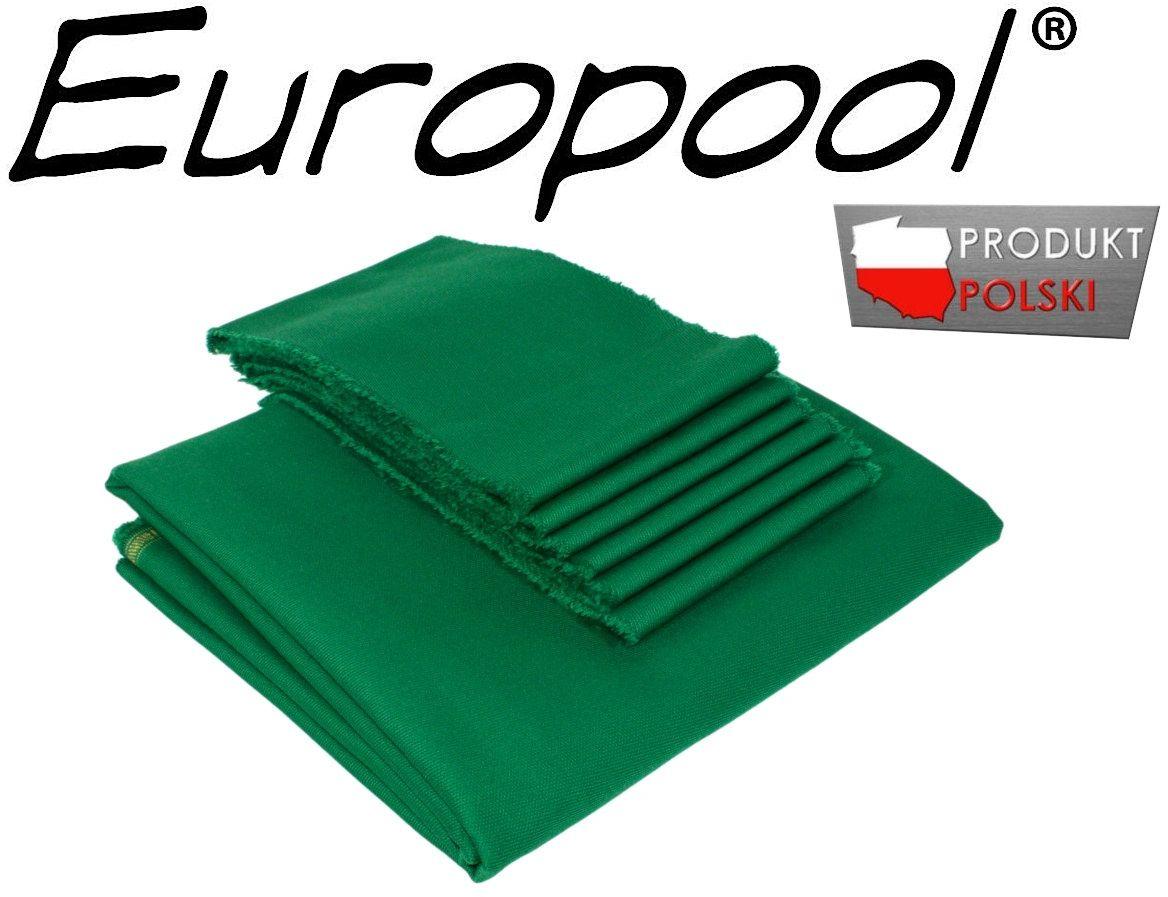 Kupon sukna na stół bilardowy- Europool 45- różne wielkości