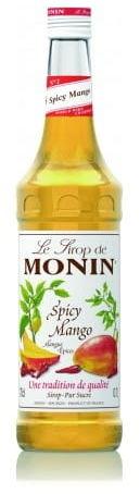 Monin Spicy Mango 0,7 l