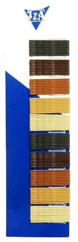 IzA 0523 wsuwki kulki 50mm 100 sztuk mix brąz beż